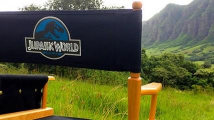 Jurassic World : Premières photos de tournage et infos sur Omar Sy