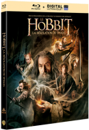 la desolationd e smaug test blu ray  edition simple