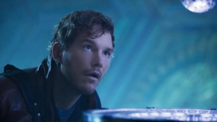 Les Gardiens de la Galaxie : Nouvelles images de Star-Lord