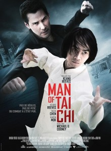 man of tai chi affiche critique