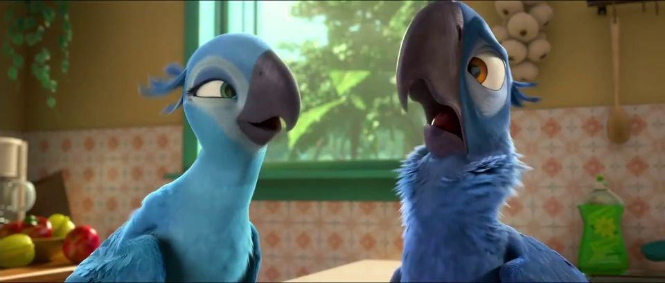 rio 2 it�s on in the amazon brain damaged