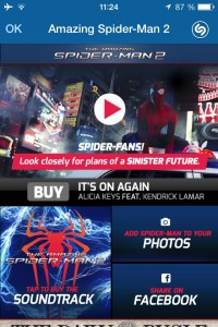 Sinister Six teasé par The Amazing Spider-Man 2