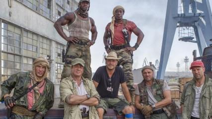 The Expendables 3 : Photo de l'équipe