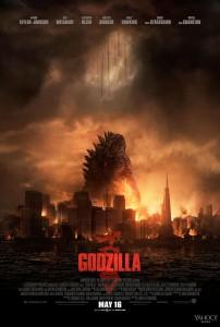 Godzilla La Bete Humaine poster