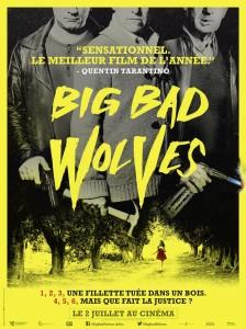 Big Bad Wolves : Affiche et bande-annonce