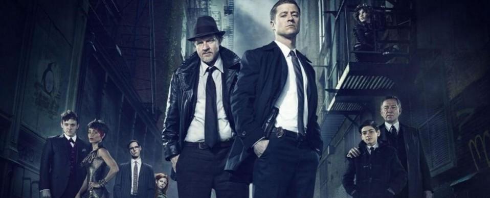 Gotham : Photo du casting complet