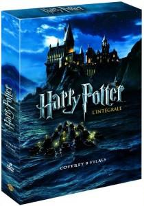 harry potter coffret int gral r dit en blu ray et dvd. Black Bedroom Furniture Sets. Home Design Ideas