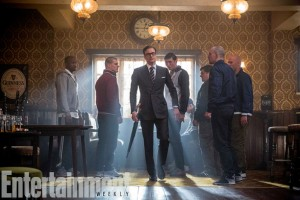 Kingsman The Secret Service - Galerie