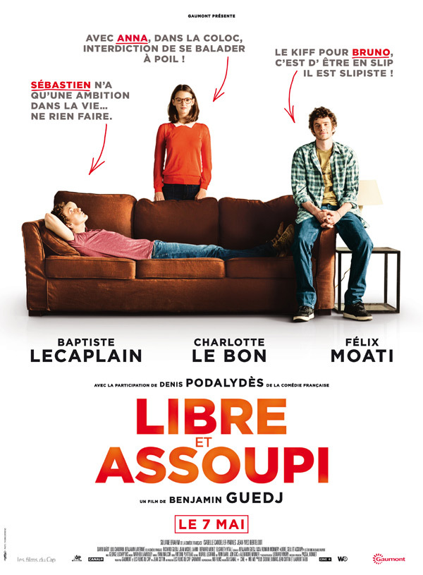 Libre et assoupi 2013 VF en streaming