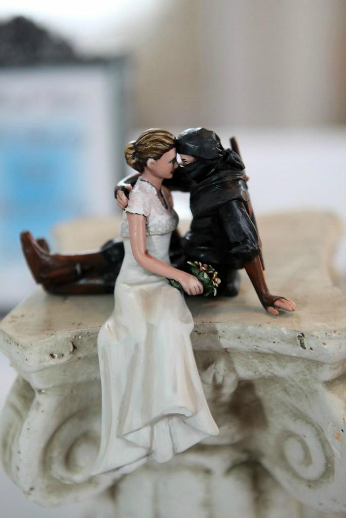 Mariage A La Geek
