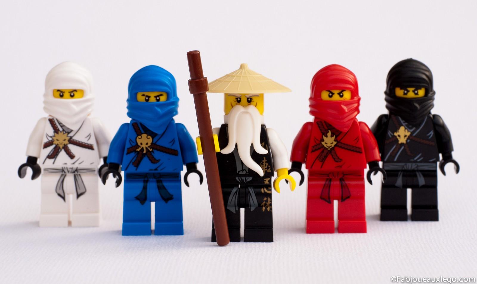 Ninjago spin off lego pour 2016 brain damaged - Lego ninjago d or ...