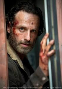 The Walking Dead Saison 5 : première photo officielle