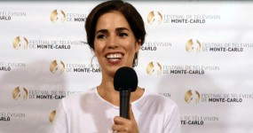 Ana Ortiz Devious Maid 54 ème Festival Television De Monte Carlo brainterview