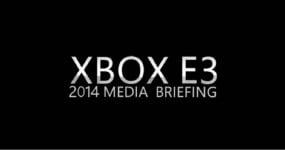 E3 2014 Conférence Xbox une