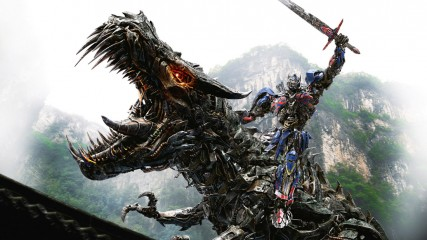 Grimlock-Optimus-Prime-In-Transformers-4-Age-of-Extinction-Wallpaper