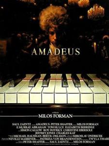 Les légendes de la musique au cinéma - amadeus