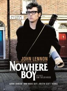 Les légendes de la musique au cinéma - nowhere boy