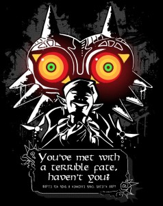 Majora's mask illus2
