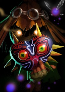 Majora's mask illus6