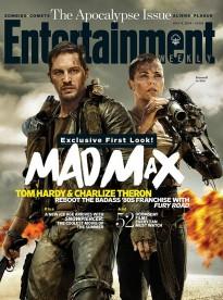 La une de Entertainment Weekly
