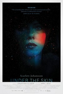 under the skin poster
