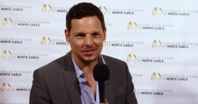 Justin Chambers Grey's Anatomy Festival de la TV Monte Carlo