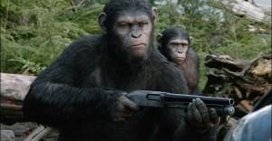 ave cesar respectet robustesse planete des singes 2 critique