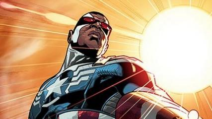 Captain America : Le Faucon remplace Steve Rogers