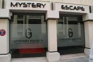 devanture mystery escape