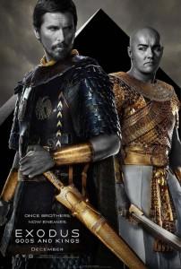 Exodus Gods and Kings : Trailer, affiches et Alberto Iglesias
