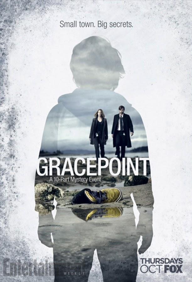 Gracepoint : Affiche spécial Comic Con