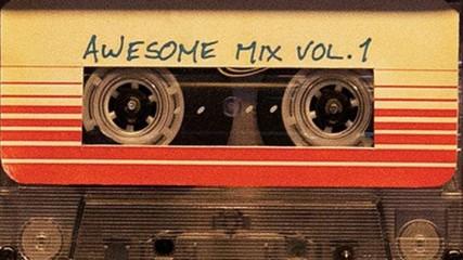 Les Gardiens de la Galaxie : Bowie, Jackson 5 et Marvin Gaye au son