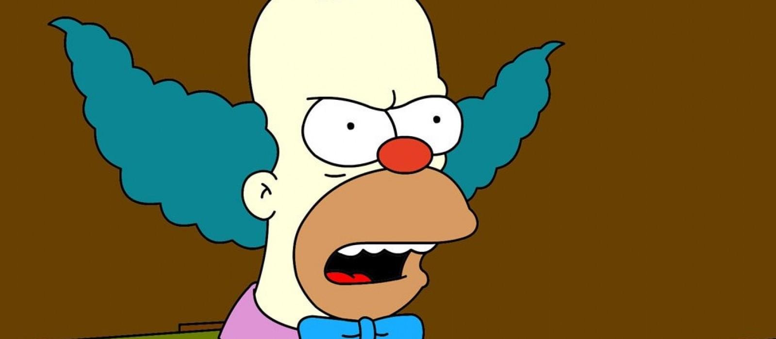 Les simpson bient t la mort de krusty spoilers brain damaged - Simpson le clown ...