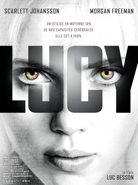 Lucy : jeu concours - affiche