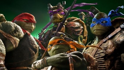Ninja Turtles : Affiches, bande originale et spot