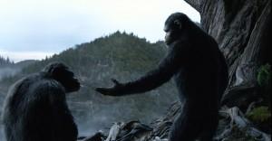 planete des singes koba et césar affrontement critique