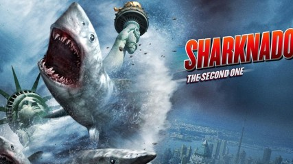 Sharknado 2 The Second One : Gagnez des places