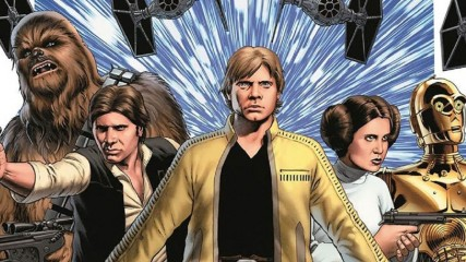 star wars comics une2