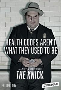 The Knick : Plein d'affiches pour la série