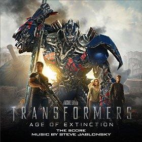 Transformers L'âge de l'extinction : Détails de la bande originale