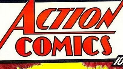 Action Comics : Record aux enchère pour le numéro 1