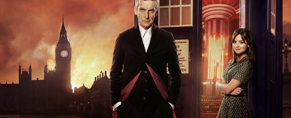 doctor-who-peter-capaldi-jenna-coleman saison 8 deep breath