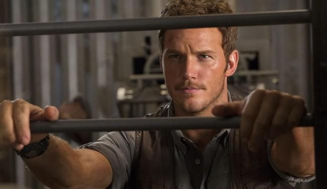Jurassic World : Nouvelle image avec Chris Pratt