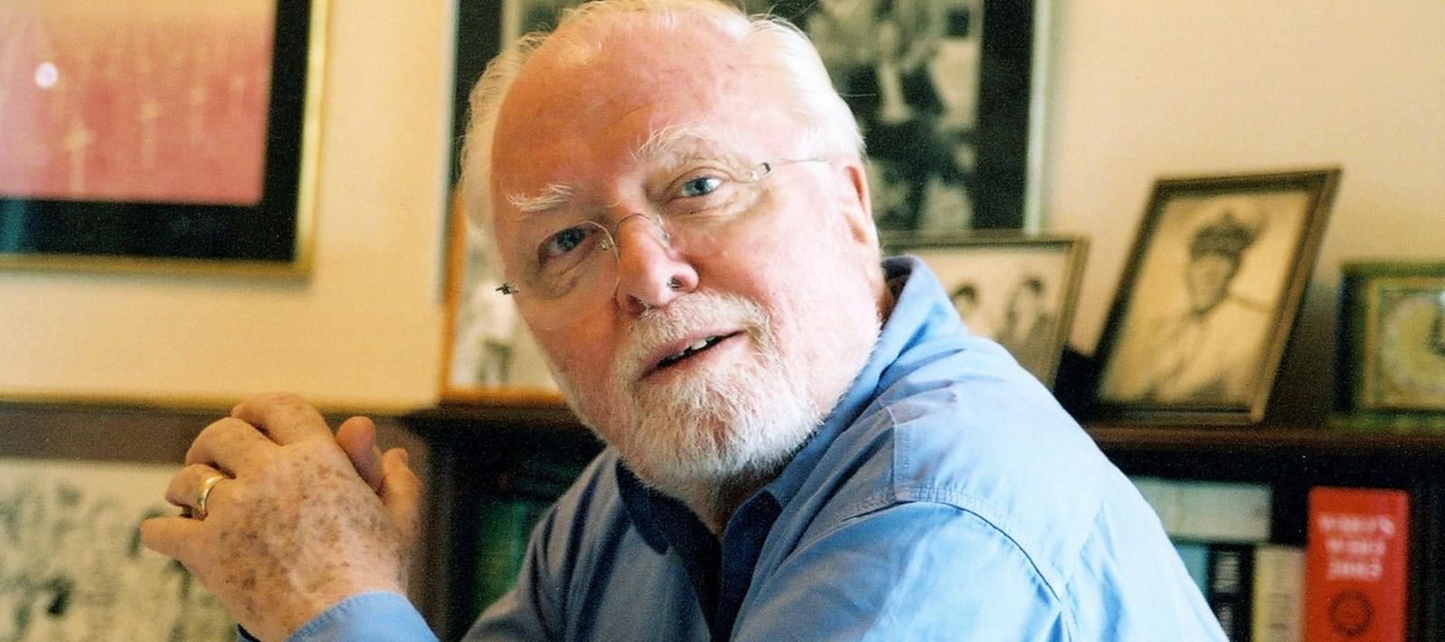 British actor Richard Attenborough dies at 90