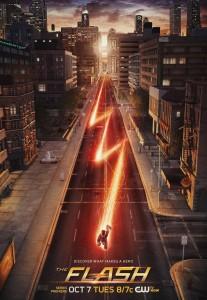 The Flash : Nouvelle affiche éclair