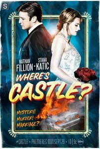Castle - Season 7 - New Promotional Poster_FULL
