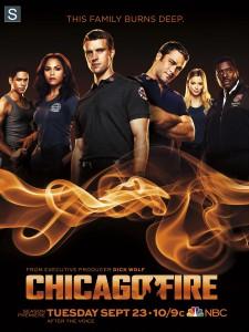 Chicago Fire - Season 3 - Promotional Poster_FULL