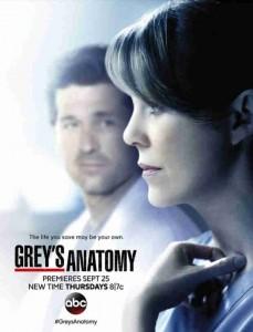 Grey's anatomy saison 11 : Poster