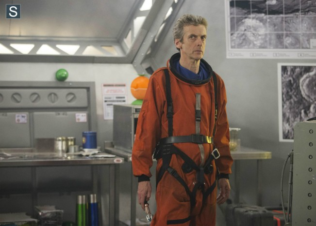 Doctor Who 8x07 - photos