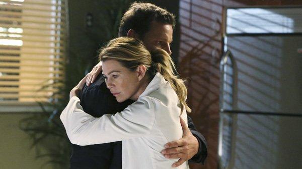 greys anatomy saison 11 Karev et meredith